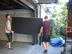 Furniture removalists Botany